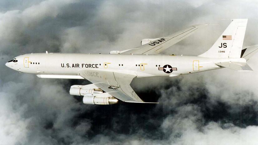 Проблемы «летающего штаба»: почему США меняют парк самолётов боевого управления