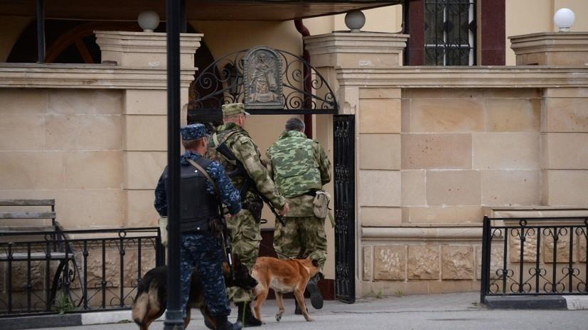 Установлена личность погибшего при нападении боевиков в Грозном прихожанина