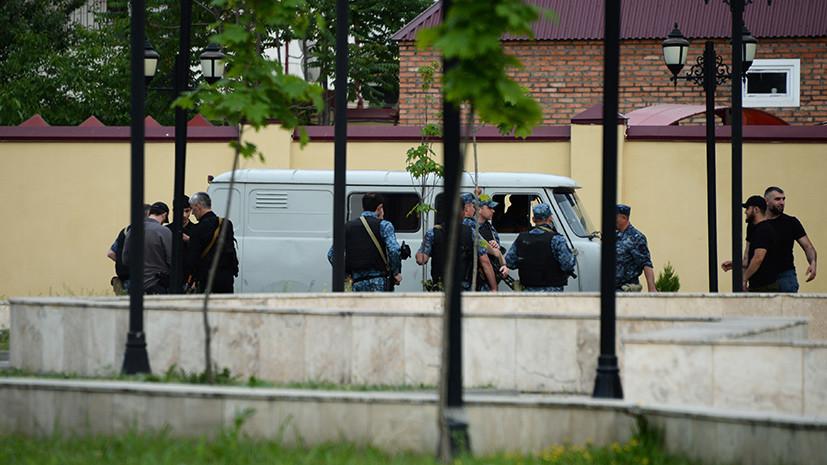 СМИ: ИГ взяло на себя ответственность за нападение на храм в Грозном