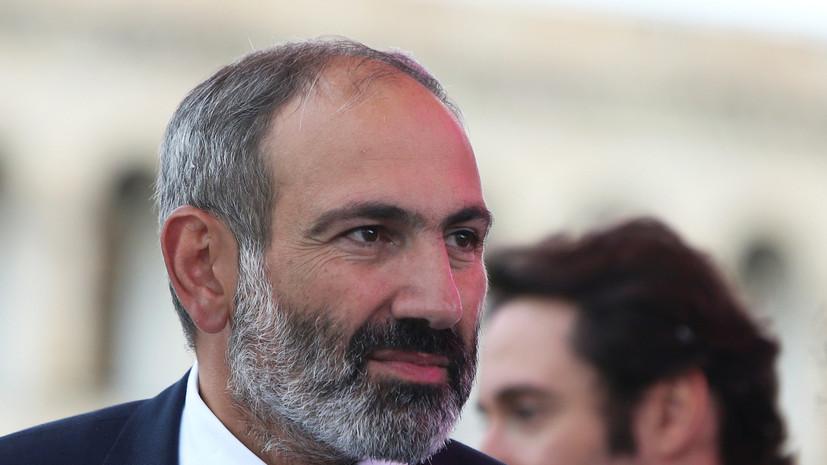 Премьер Армении намерен сменить всех губернаторов