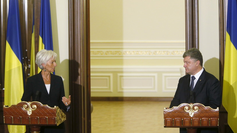 «Речь идёт о выживании»: как Украина собирается шантажировать МВФ