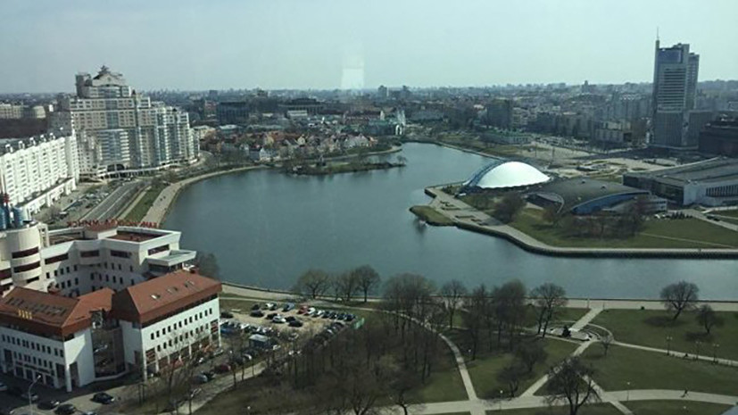 СК Белоруссии возбудил дело после взрыва на заводе