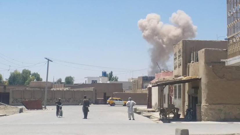 В результате взрыва в Кандагаре погибли 16 человек