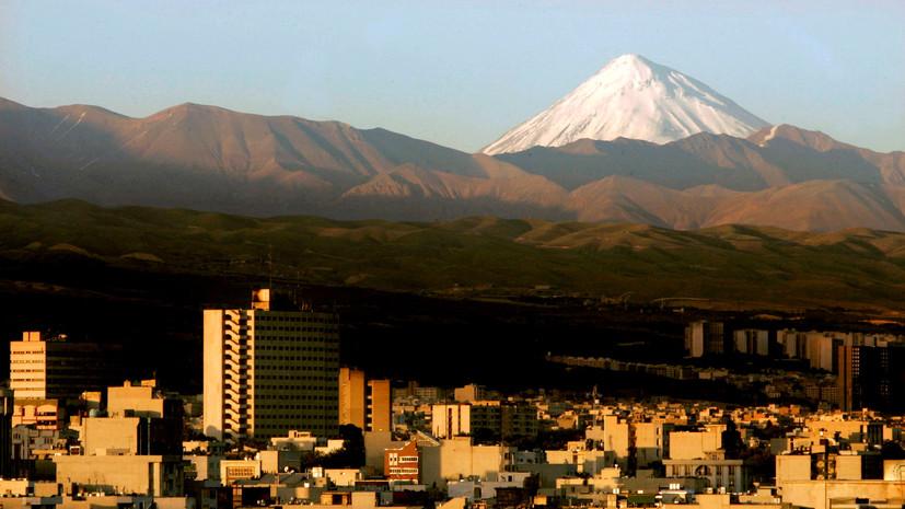 В Иране призвали США отказаться от языка угроз