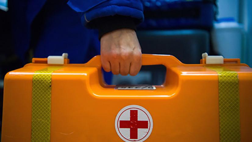 В результате подрыва автобуса в Дебальцеве один человек погиб и двое пострадали