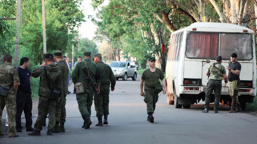 Что известно о подрыве рейсового автобуса в Дебальцеве