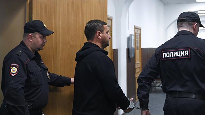 Суд в Москве арестовал экс-мэра Ялты
