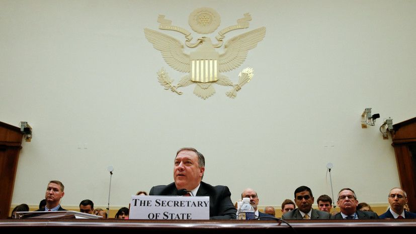 Помпео заявил, что США не позволят России повлиять на американские выборы в 2018 году