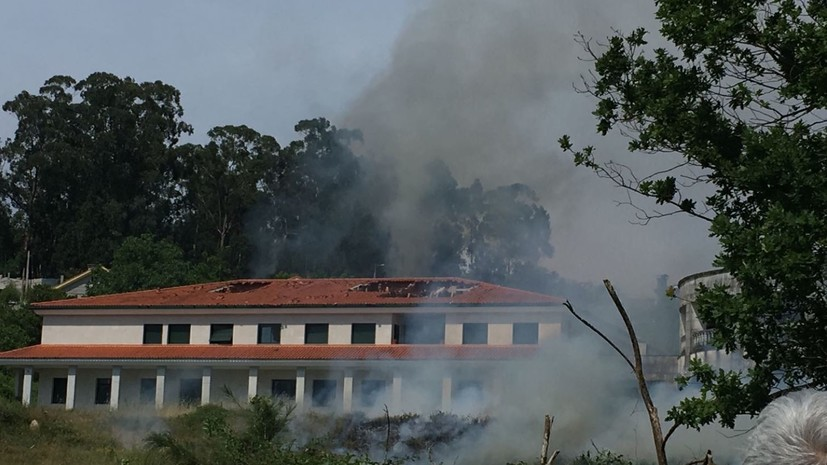 СМИ: Четыре человека погибли при взрыве пиротехники в Испании