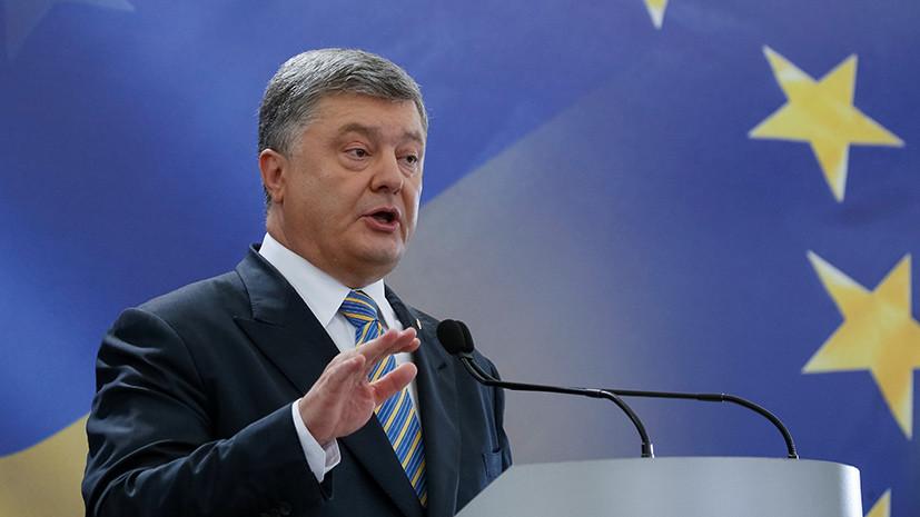 Шоу «Кандидат»: почему участие украинских артистов в предвыборной гонке выгодно Порошенко