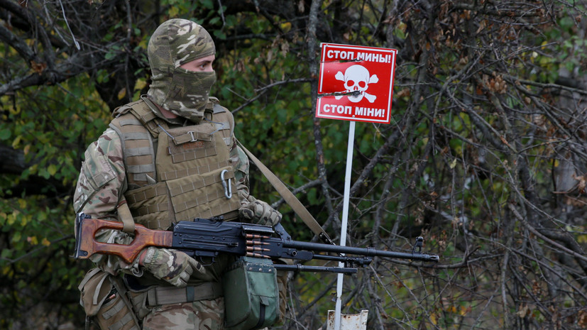 «Чем грязнее конфликт, тем больше проблем»: почему военнослужащие украинской армии всё чаще совершают суицид