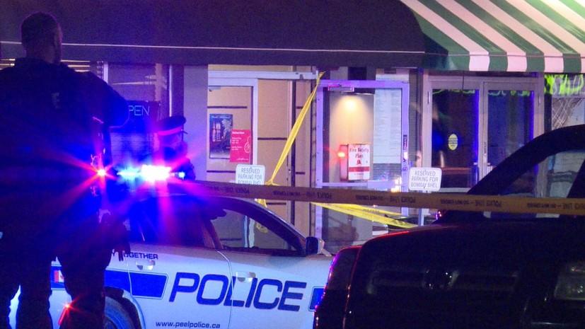 При взрыве в ресторане в Канаде пострадали 15 человек