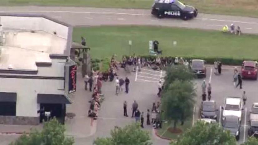ВОклахома-Сити мужчина ранил вресторане двоих гостей ибыл убит