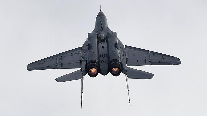 Глава ОАК сообщил о начале испытаний истребителя МиГ-35