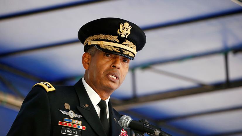 Глава войск США в Южной Корее заявил, что саммит с КНДР лишь «задержан»