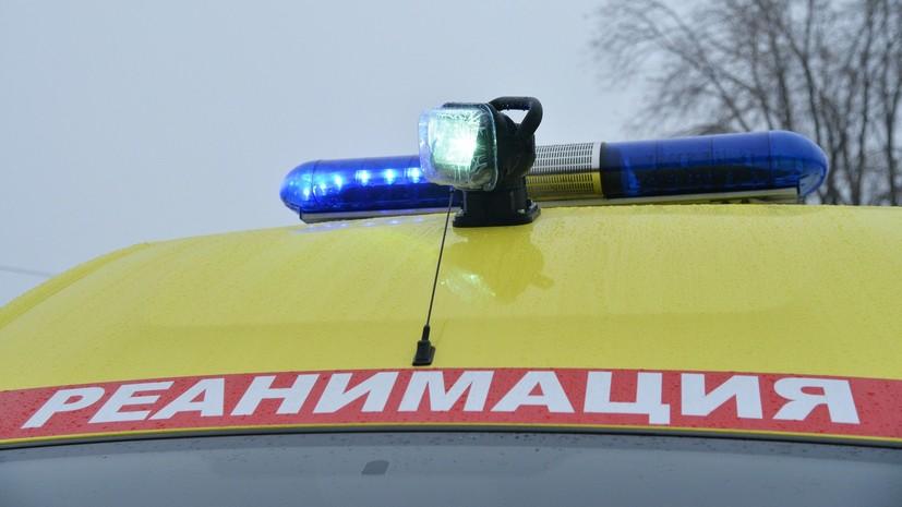 Захвативший заложников в Москве мужчина находится в тяжёлом состоянии в реанимации