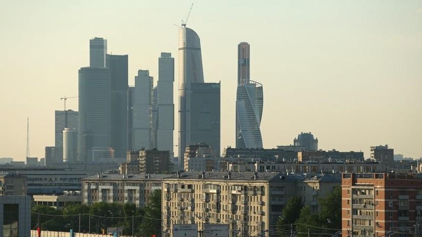 Синоптик объяснил причины объявления «оранжевого» уровня погодной опасности в Москве