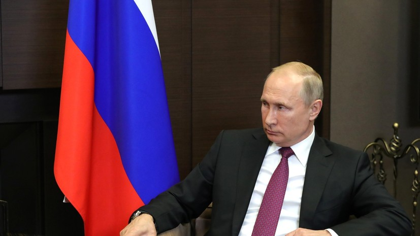 Путин рассказал, кто победит на ЧМ-2018 в России