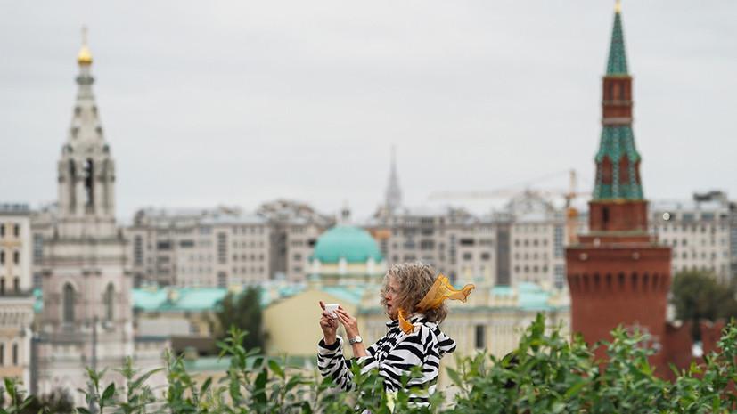 МЧС предупредило об усилении ветра в Москве в ближайшие часы
