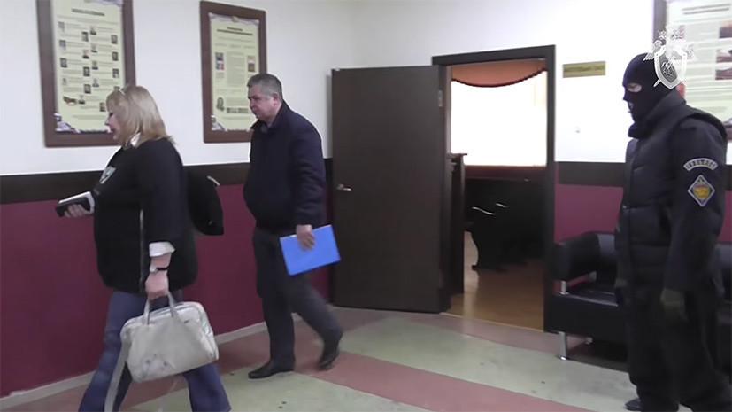 СК предъявил обвинения главе МЧС по Кемеровской области