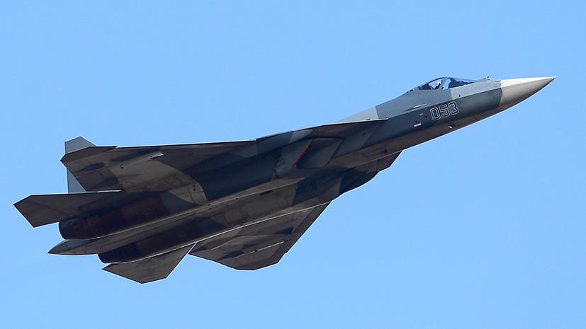 «Оценка в боевой обстановке»: на что способны крылатые ракеты истребителя Су-57