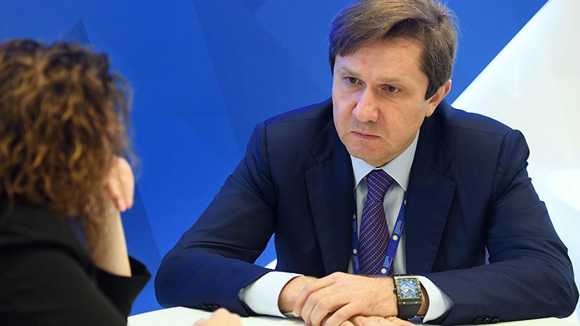 «Основная задача — готовить человека к жизни»: глава группы компаний «Просвещение» Владимир Узун о будущем образования