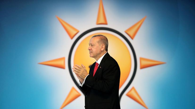 Эрдоган призвал жителей Турции кобмену долларов иевро налиры