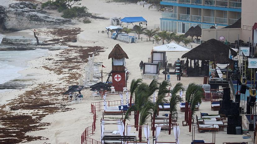 Во Флориде объявлено чрезвычайное положение из-за урагана «Альберто»