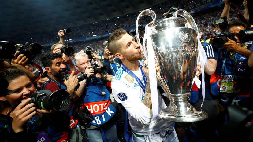 «Реал» обыграл «Ливерпуль» в финале Лиги чемпионов