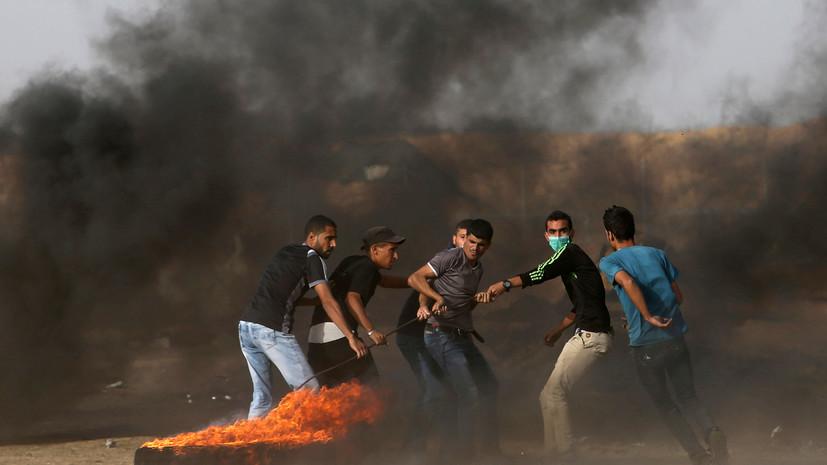 В результате атаки израильских военнослужащих в секторе Газа погибли два палестинца