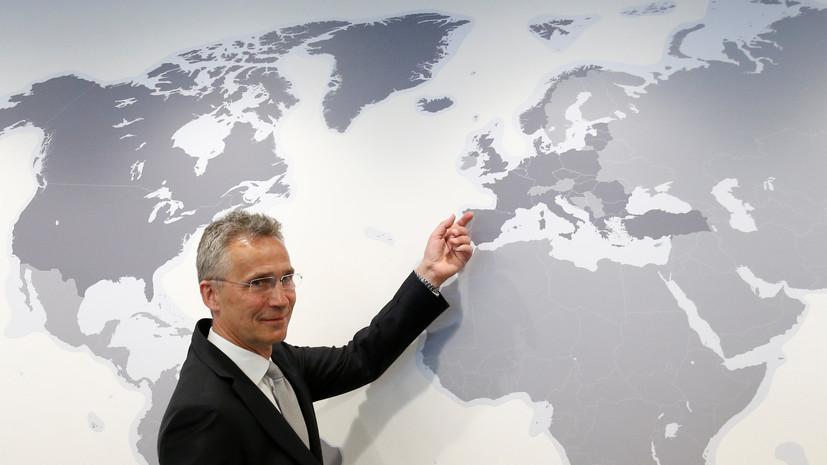 В Польше предложили генсеку НАТО вмешаться в спор Украины и Венгрии