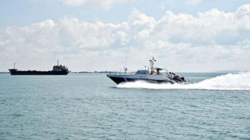 Эксперт прокомментировал слова украинского адмирала о «гибридной угрозе» в Азовском море