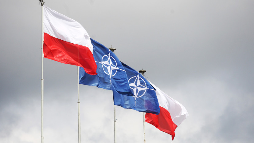 В Польше сообщили о ложных минированиях паромов перед ассамблеей НАТО