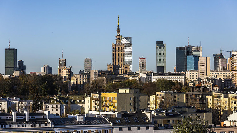 Польский суд отменил переименование 12 улиц в рамках декоммунизации