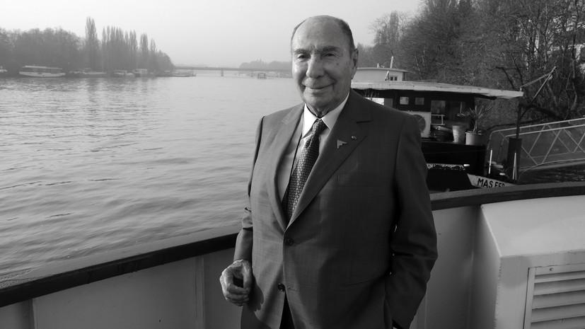 СМИ: Умер французский миллиардер Серж Дассо