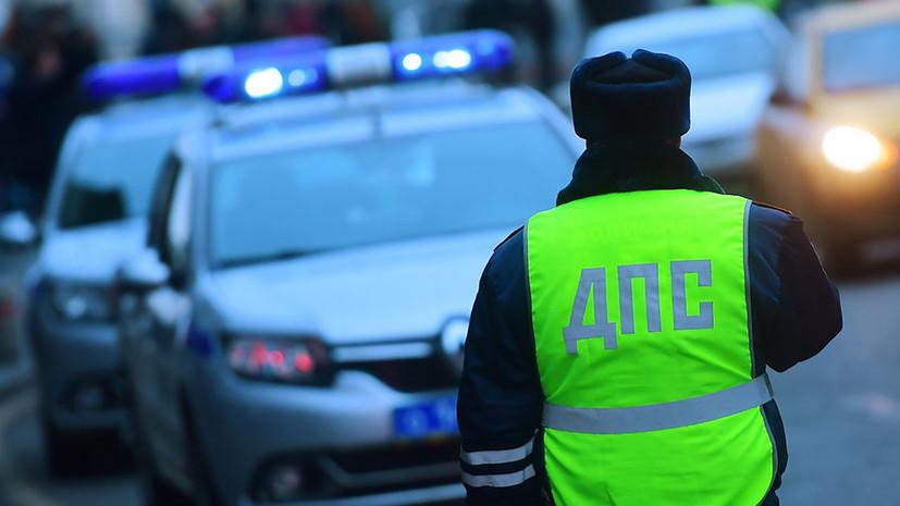 В Мурманске 10 человек пострадали в ДТП с участием пассажирского автобуса
