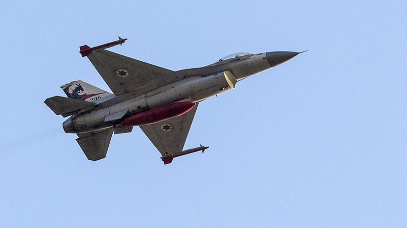 Минобороны России опровергло сообщения о «перехвате» Су-34 израильских F-16 над Ливаном