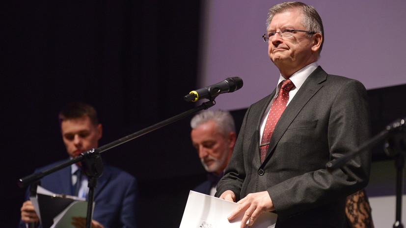 ПосолРФ получил ноту протеста отМИД Польши