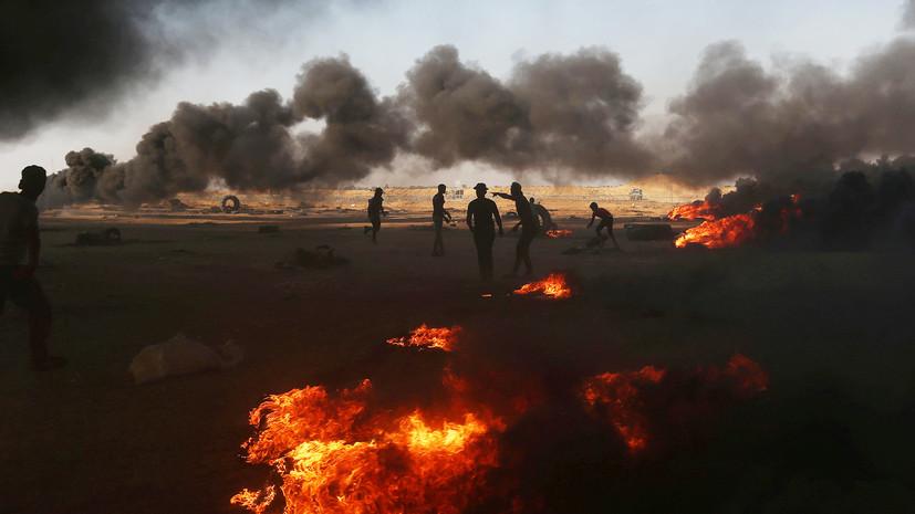 Жёсткая позиция: с чем связано очередное обострение палестино-израильского конфликта