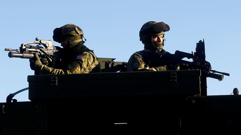 Лавров: Россия и Белоруссия обеспокоены активностью НАТО в Прибалтике и Польше