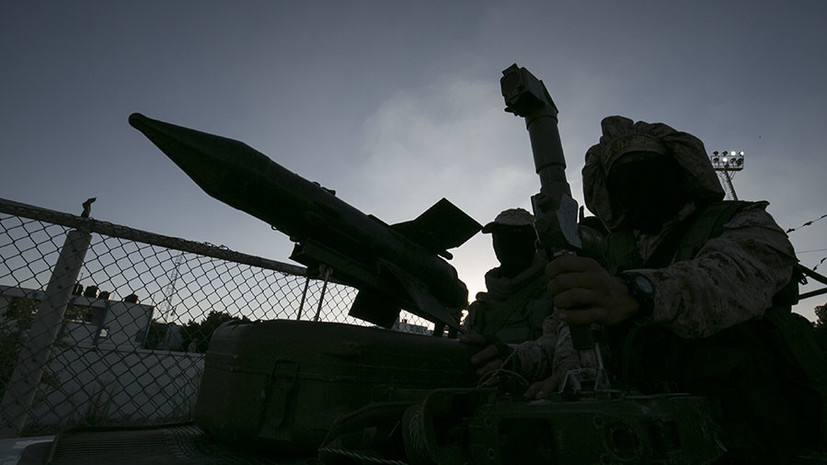 Эксперт прокомментировал сообщения об обстреле юга Израиля из сектора Газа