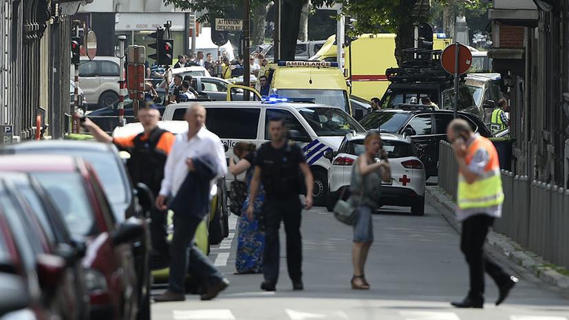 Число жертв стрельбы в бельгийском Льеже возросло до трёх