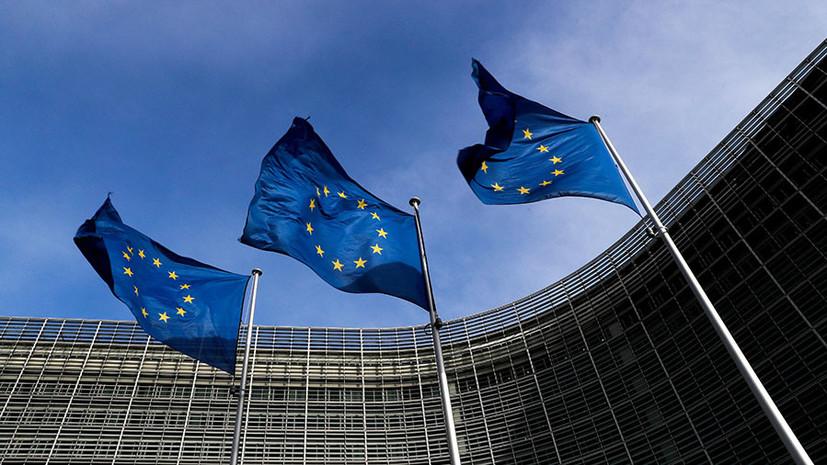 Лавров заявил, что Евросоюзу не позволяют проявлять самостоятельность