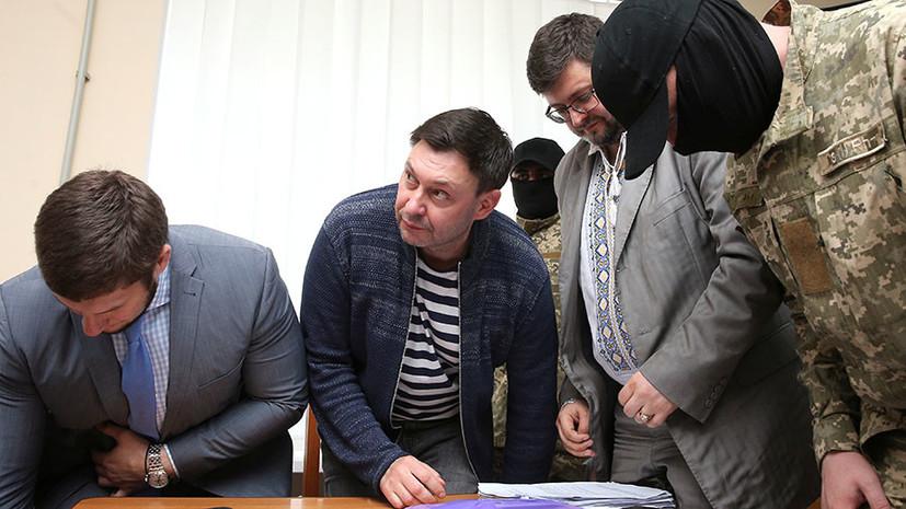 По ходатайству защиты: рассмотрение апелляции на арест Вышинского перенесли на 1 июня