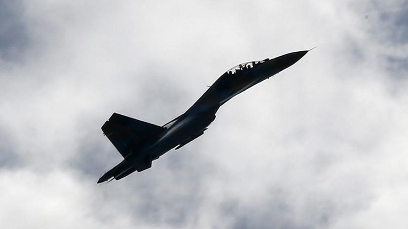ВСУ подняли авиацию в небо над Донбассом