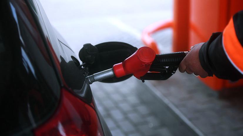 Росстат: весной  цены поставщиков  бензина подскочили на13%