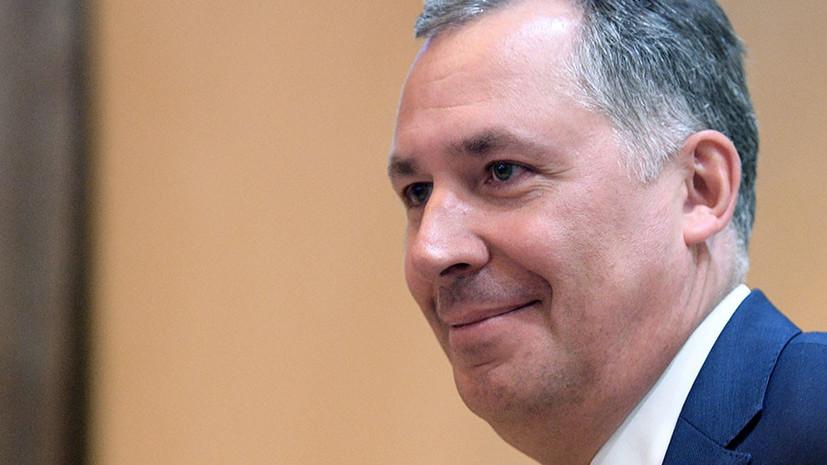 Станислав Поздняков избран новым президентом Олимпийского комитета России
