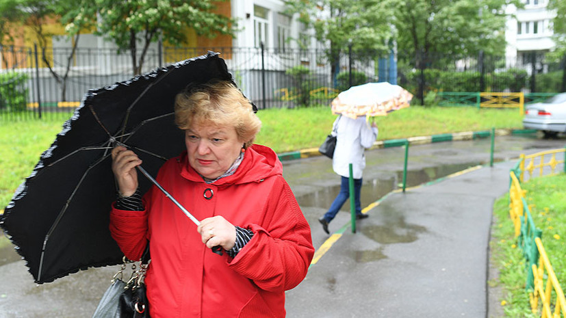 В МЧС предупредили о сильном ветре в Москве 30 мая