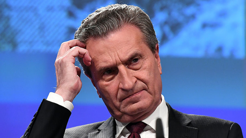 Итальянские политики раскритиковали еврокомиссара из-за заявления о ситуации в стране