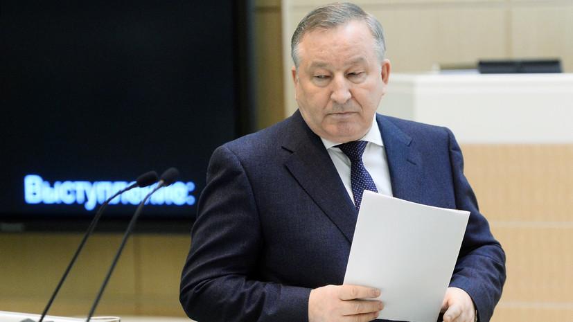 Эксперт прокомментировал отставку губернатора Алтайского края